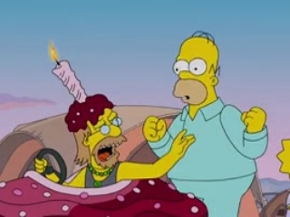 The Simpsons: Blazed And Confused