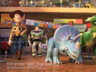 Toy Story That Time Forgot Sneak Peek