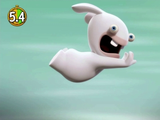 Rabbids Invasion: Interactive TV Show