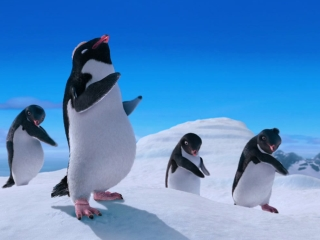 HAPPY FEET (TRAILER 1)