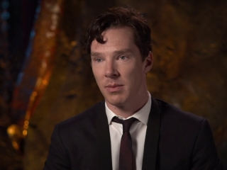 The Hobbit: Battle Of The Five Armies: Benedict Cumberbatch On Smaug's Motivation