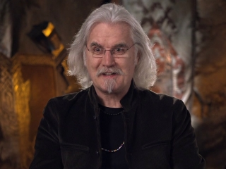 The Hobbit: Battle Of The Five Armies: Billy Connolly On Why He Likes The Character