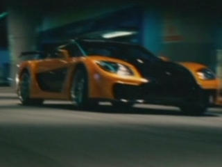 The Fast And The Furious: Tokyo Drift: Scene 5