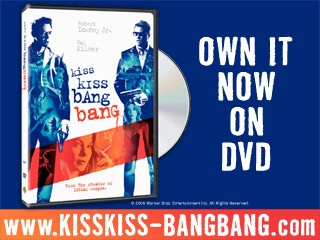 Kiss Kiss Bang Bang Exclusive Scene Caught In The Door