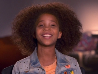 Annie: Quvenzhane Wallis On Getting The Call To Play Annie