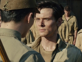 Unbroken: Louie Meets The Bird At The Prison Camp