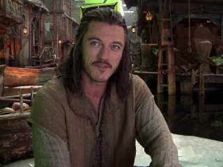 The Hobbit: Battle Of The Five Armies: Completing Middle Earth (Featurette)