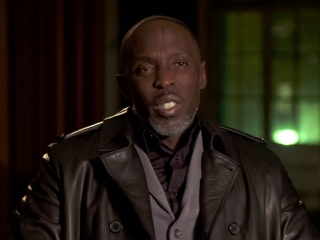 The Gambler: Michael Kenneth Williams On Jim And Neville