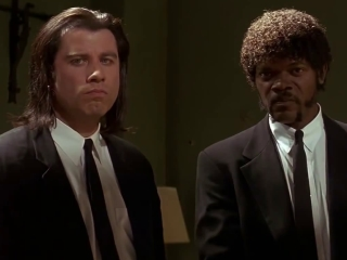 Pulp Fiction (Trailer 1)
