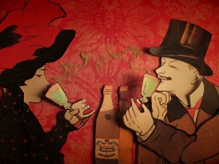 Comfort Me With Absinthe