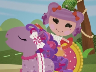 Lalaloopsy Ponies The Big Show