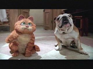 Garfield A Tale Of Two Kitties Scene Movin On Up