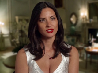 Mortdecai: Olivia Munn On Her Character