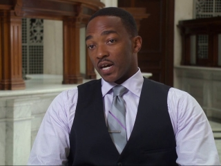 Black Or White: Anthony Mackie On The Main Conflict Of The Film