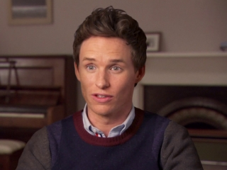 The Theory Of Everything: Portrait Of An Icon: Eddie Redmayne (Featurette)