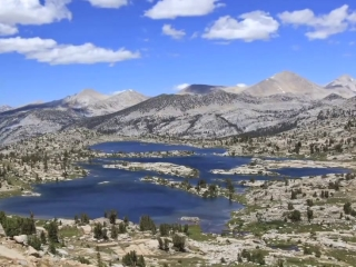 High Sierra A Journey On The John Muir Trail