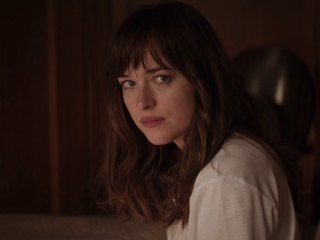Fifty Shades Of Grey: Ana Wakes Up In Christian's Hotel Room