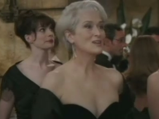THE DEVIL WEARS PRADA SCENE: FACES