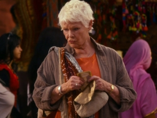 The Second Best Exotic Marigold Hotel: Flea Market