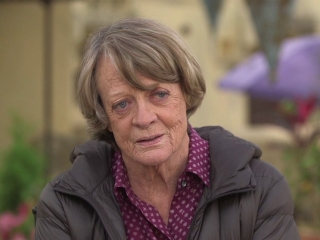 The Second Best Exotic Marigold Hotel: Maggie Smith On The Relationship Between Sonny & Muriel