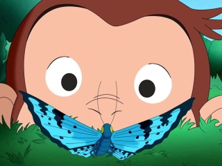 Curious George: Butterfly