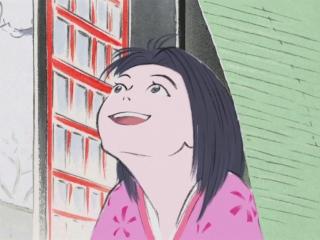 The Tale Of The Princess Kaguya: Going Outside