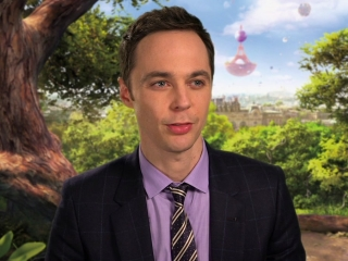 Home: Jim Parsons On How He Got Involved With Home