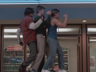 The Breakfast Club: Dance Sequence