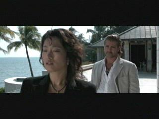 Miami Vice Scene Crockett Asks Isabella To Go Get A Drink