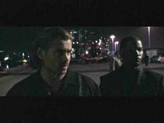 Miami Vice Scene Tubbs Questions Crockett