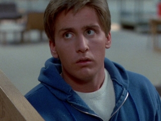 The Breakfast Club: Emilio Estevez