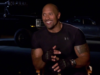 Furious 7: Dwayne Johnson On Developing His Character