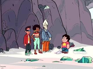Steven Universe: Joy Ride