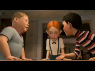 Monster House Scene Questions