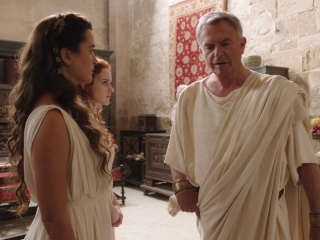The Dovekeepers: Series Premiere