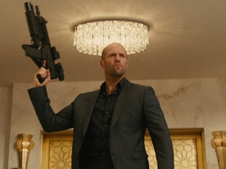 Furious 7: Jason Statham (Featurette)
