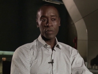 Avengers: Age Of Ultron: Don Cheadle On Working Together As A Team