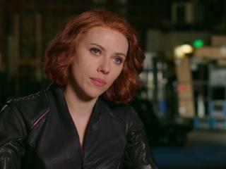 Avengers: Age Of Ultron: Scarlett Johansson On Her Character's Progression