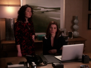 The Good Wife: Winning Ugly