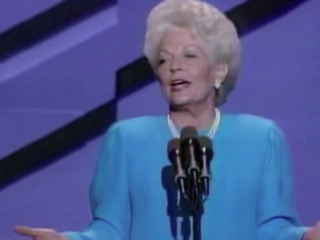 All About Ann Governor Richards Of The Lone Star State Incendiary