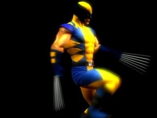 Marvel Pinball Core Table Wolverine