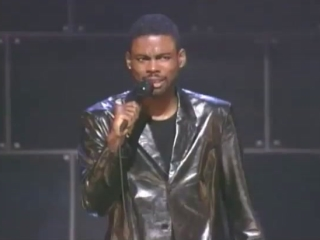 Chris Rock Bigger And Blacker