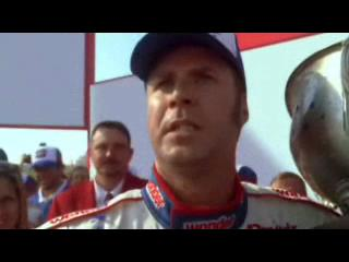 Talladega Nights Scene Carly Bobby Montage