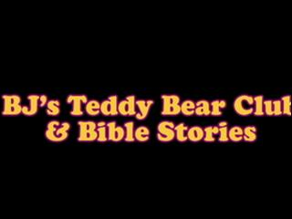 Bjs Teddy Bear Club And Bible Stories