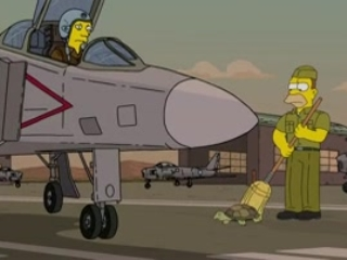 The Simpsons: Let's Go Fly A Coot