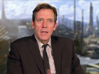 Tomorrowland: Hugh Laurie On His Character