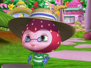 Strawberry Shortcake Bloomin Berry Garden Flower Thief