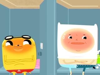 Adventure Time: Water Prank Prank