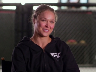 Entourage: Ronda Rousey On The Story