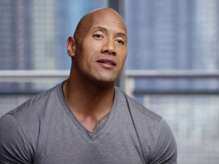 San Andreas: Dwayne Johnson On The Script